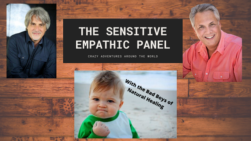 The Sensitive Empathic Panel (recorded)