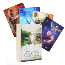 Load image into Gallery viewer, Moonology Oracles Card Deck Wisdom Messages Your Angel Goddess Power Work Keep Light Spirit Animal Ancestors the Light Mystical