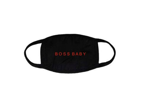 BOSSBABY kids mask