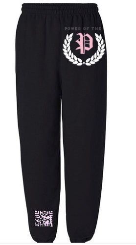 """P University"" [Onyx Rosë] Sweatpants"