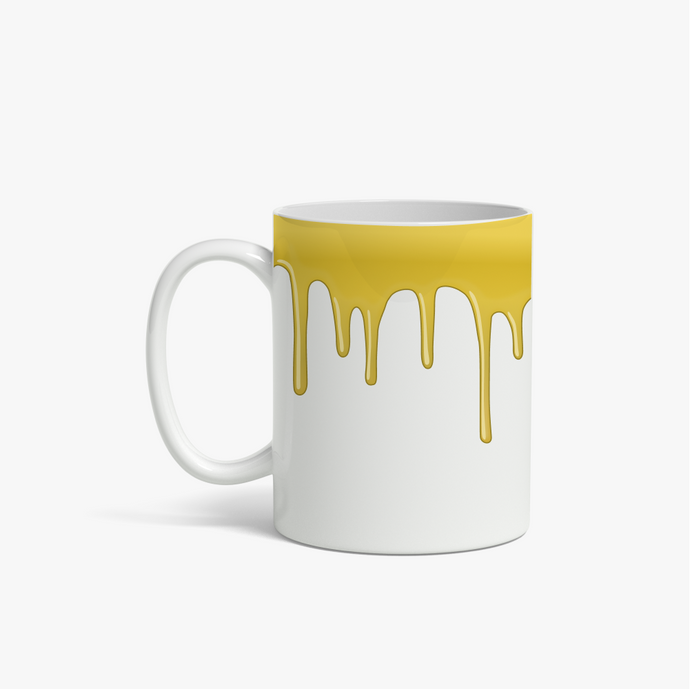 YELLOW DRIPS | TASSE