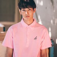 Capsule Polo Shirt - Pink