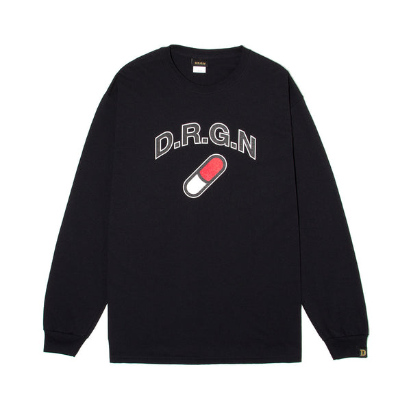 Capsule Long Sleeve - Black