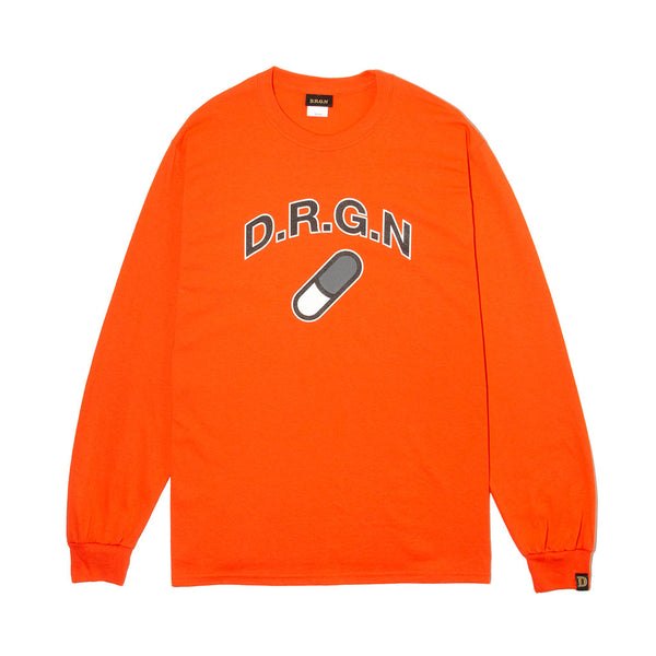 Capsule Long Sleeve - Orange