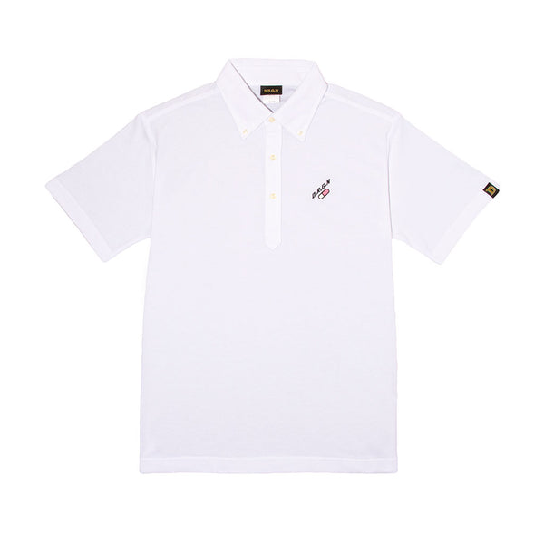 Capsule Polo Shirt - White