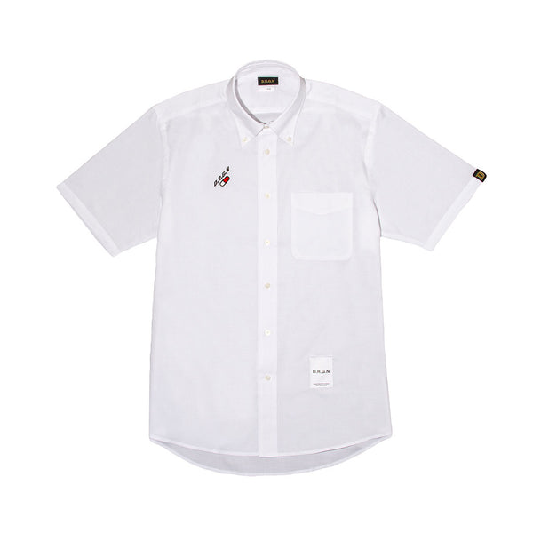 Capsule Shirt - Short Sleeve - White