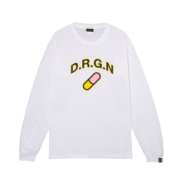Capsule Long Sleeve - White
