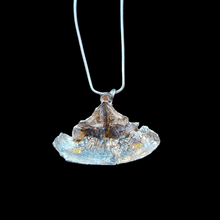 Load image into Gallery viewer, Pine Seed Pod Pendant