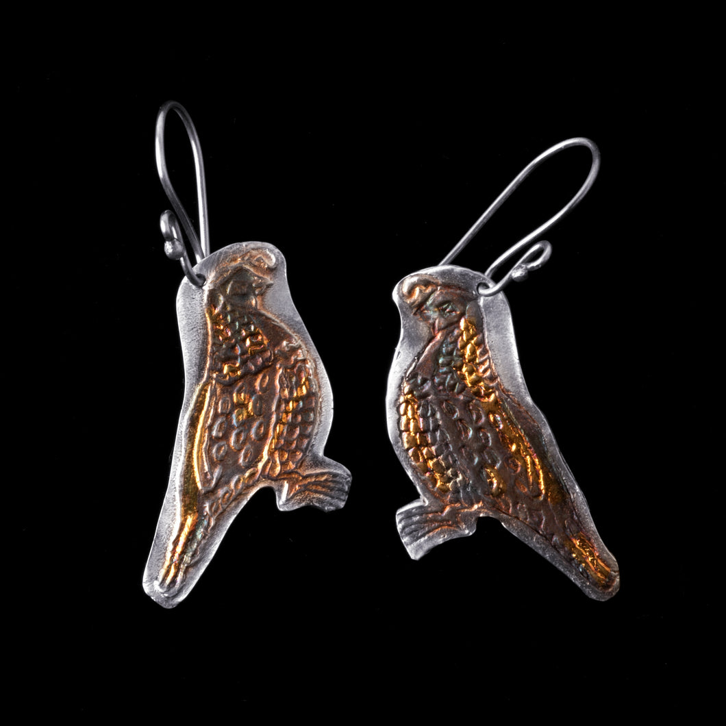 Quail Earrings