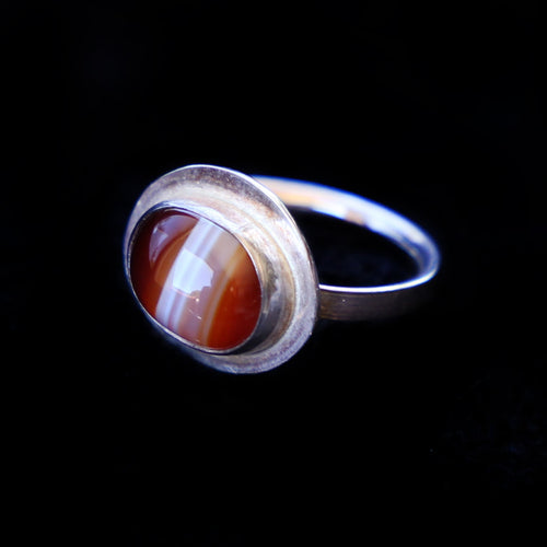 Jasper Ring 7 And A Half Ring Size