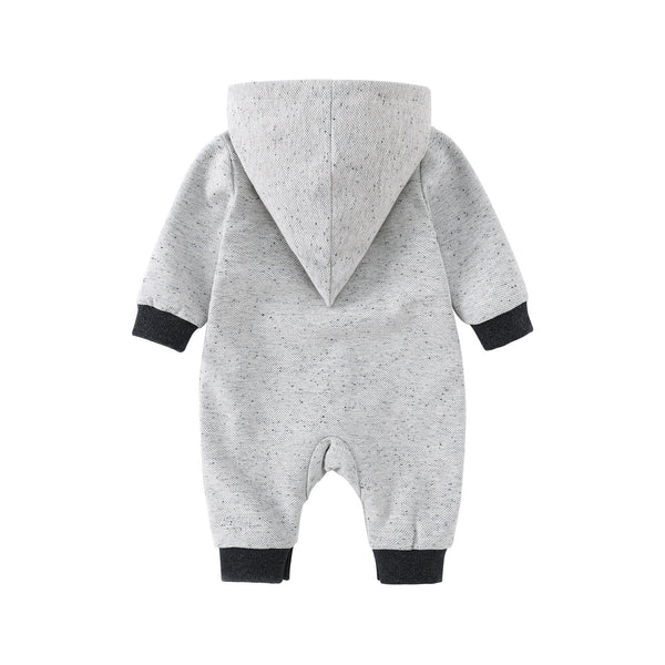 Pureborn Baby Boy Animal Party Jumpsuit