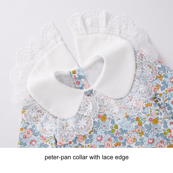 Pureborn Baby Christmas Jumpsuit