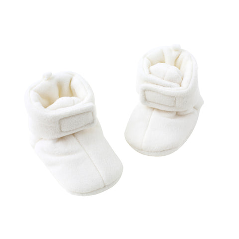 Pureborn Baby Fleece Booties