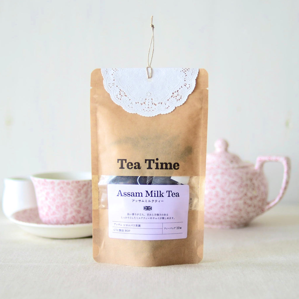 Assam Milk Tea