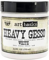 Prima Marketing Heavy White Gesso