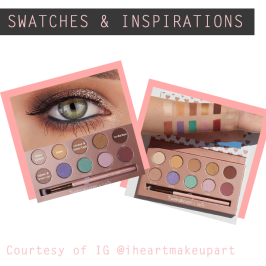 Why the @iheartmakeupart palette will be the best Valentine's Gift For Makeup Fanatics.
