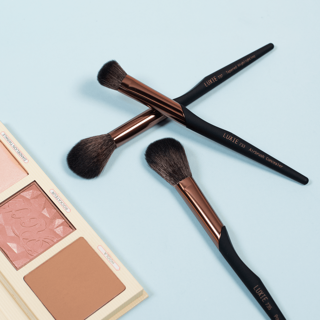 LUXIE ProTools Makeup Brushes