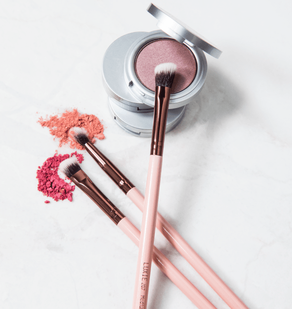 Eye Makeup Brushes by LUXIE Beauty