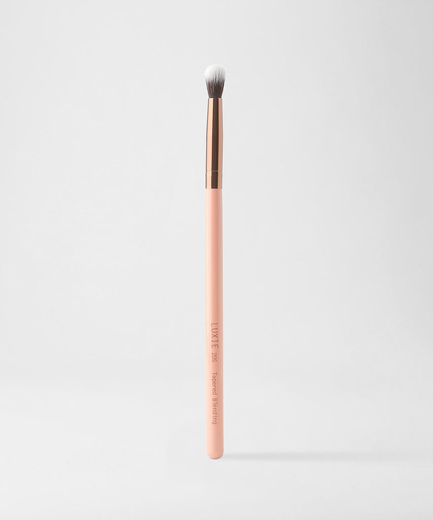 LUXIE 205 Tapered Blending Rose Gold
