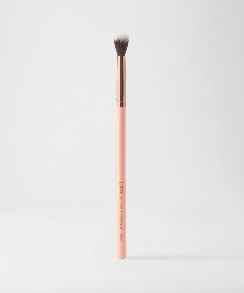 LUXIE 231 Small Tapered Blending Rose Gold