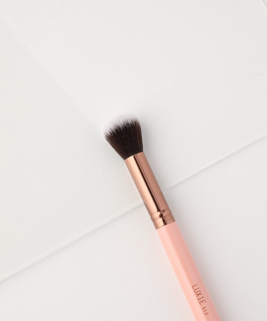 LUXIE 512 Small Contouring Rose Gold