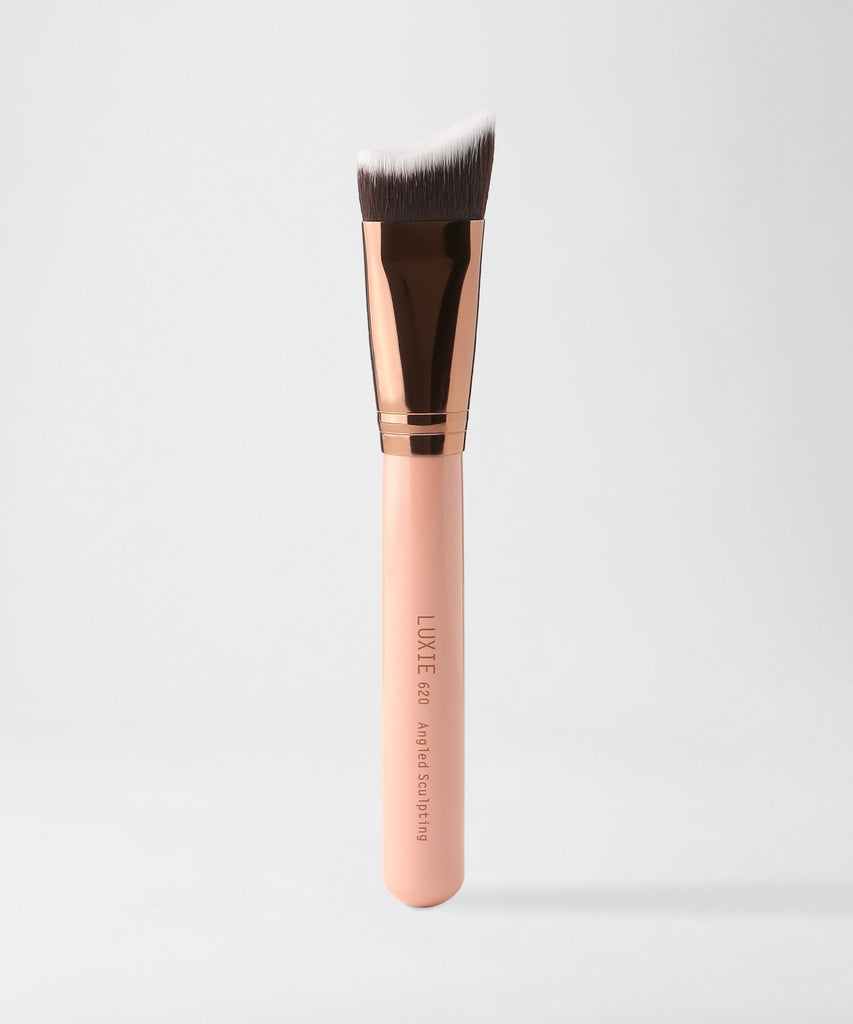 LUXIE 620 Angled Sculpting Rose Gold