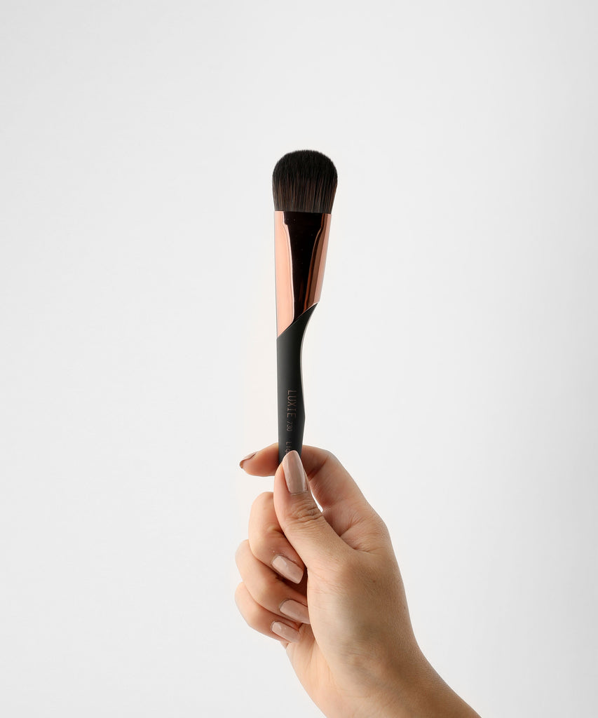 LUXIE 730 Liquid Foundation Brush - ProTools - luxiebeauty