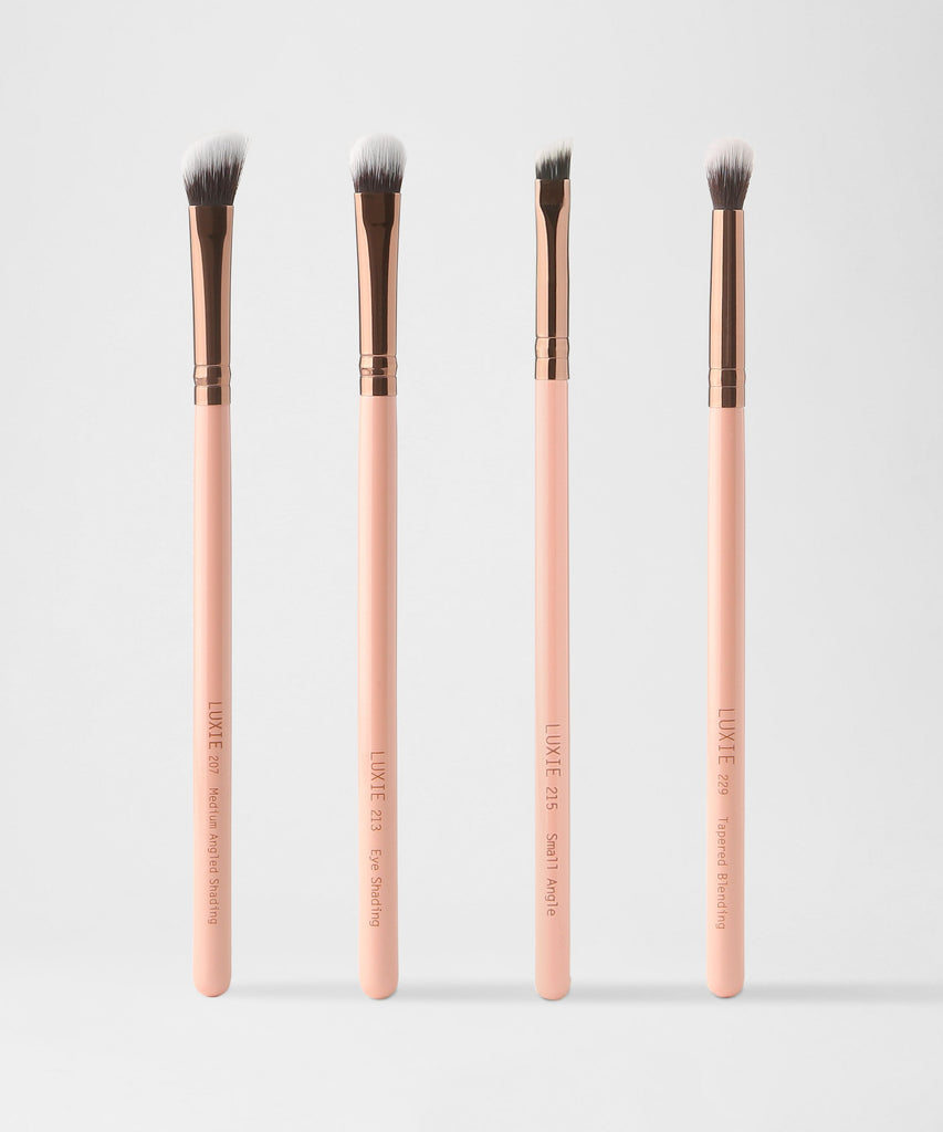 Luxie Classic Eye Brush Set