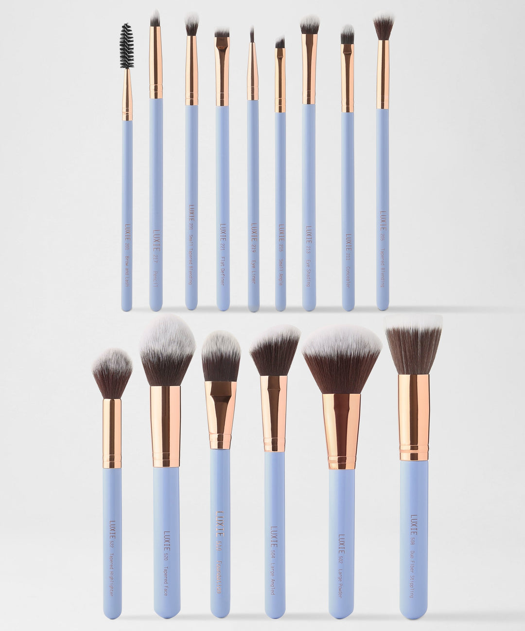 LUXIE Dreamcatcher Brush Set