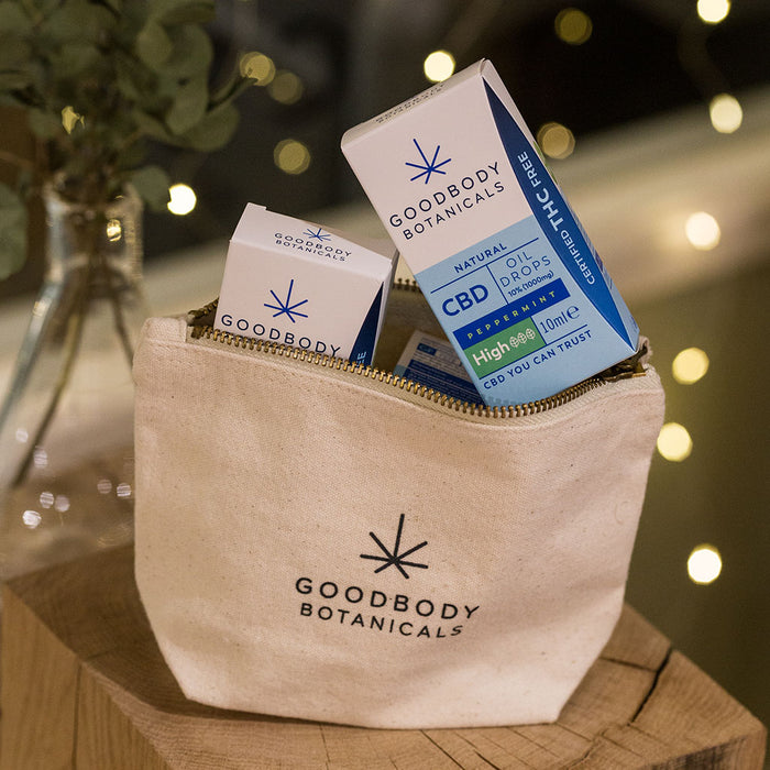 Goodbody Botanicals - Wash Bag