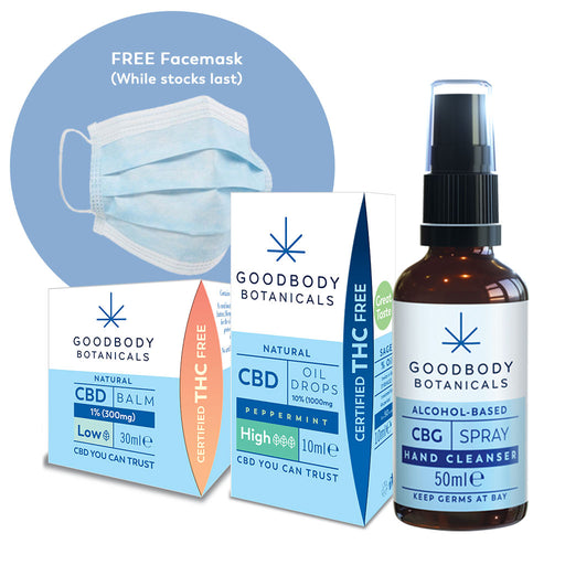 Goodbody Botanicals - Personal Care bundle