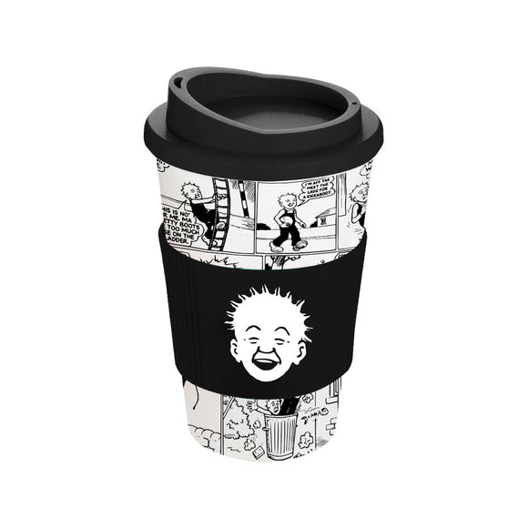 Oor Wullie Comic Strip Americano Travel Mug