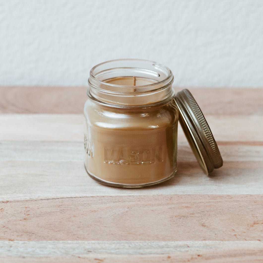 8 oz. Mason Jar Candle
