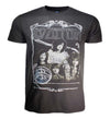Led Zeppelin 1969 Band Promo Photo T-Shirt