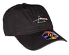 Pink Floyd Dark Side Prism Hat