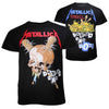 Metallica Damage Inc. Tour T-Shirt