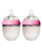 Comotomo Natural Silicone Baby Bottle 150ml 2 Pack