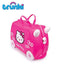 Trunki Ride-On Suitcase - Hello Kitty Official