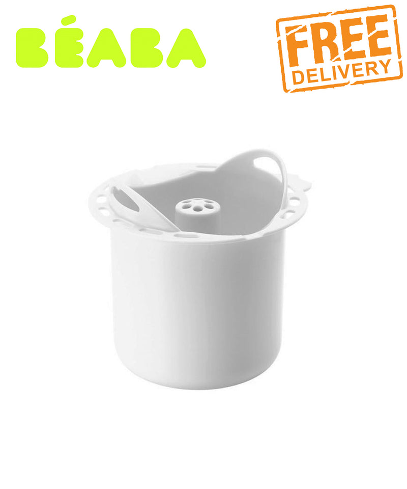 Beaba Pasta/Rice Cooker Insert for Babycook Solo + Duo - White