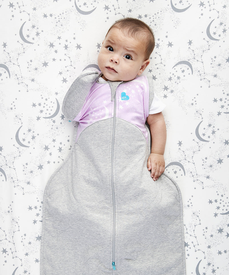 Love to Swaddle UP™ TRANSITION BAG (50/50) WARM 2.5 Tog