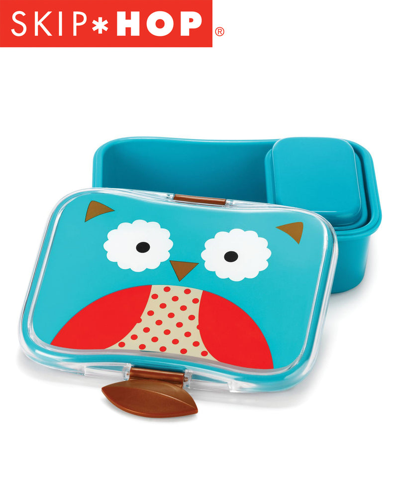 Skip Hop Zoo Lunch Kits - Various Designs