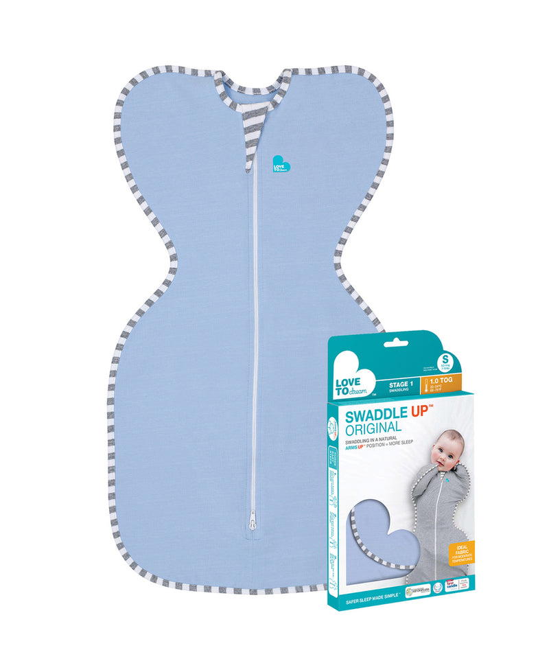 Love to Swaddle Up Original 1.0 Tog by Love to Dream™