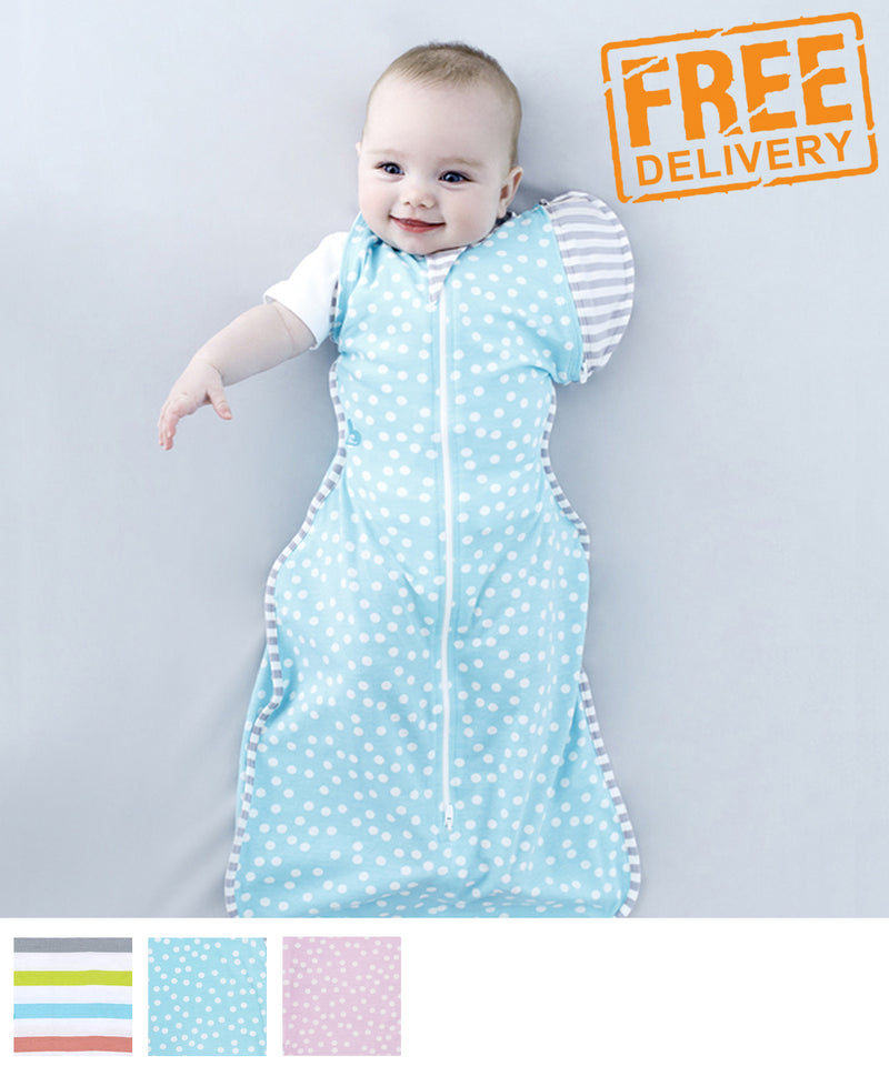 Love to Swaddle Up 50/50 Summer Lite 0.2 Tog by Love to Dream™