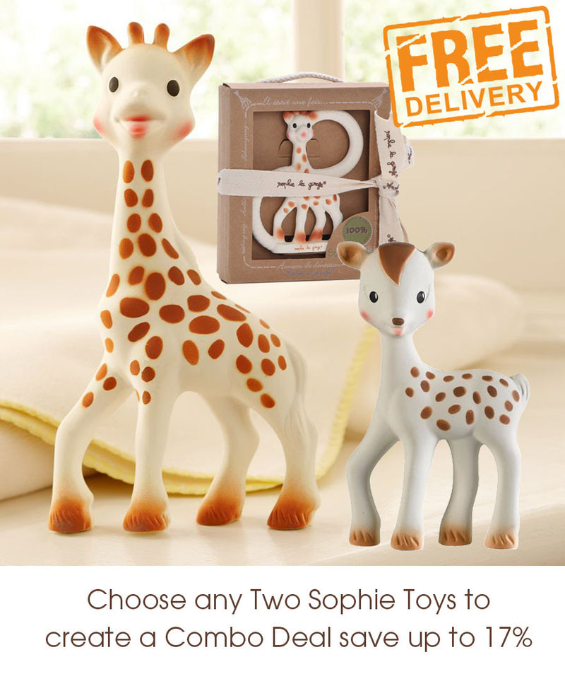 Sophie the Giraffe Mix and Match Combo Deal