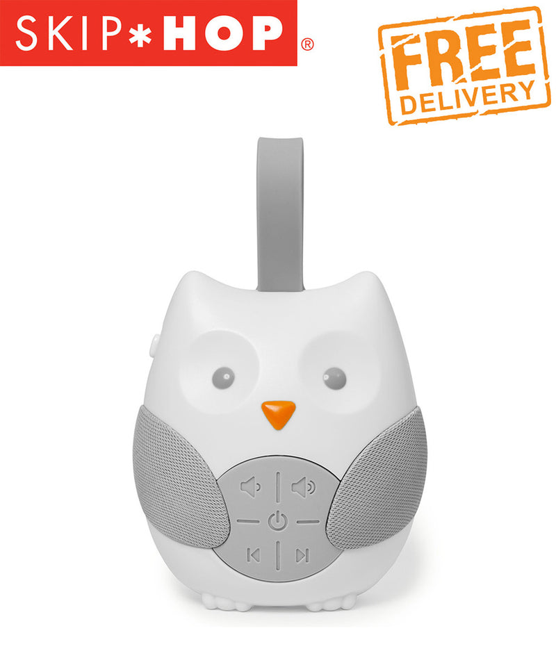 Stroll & Go Portable Baby Owl Soother