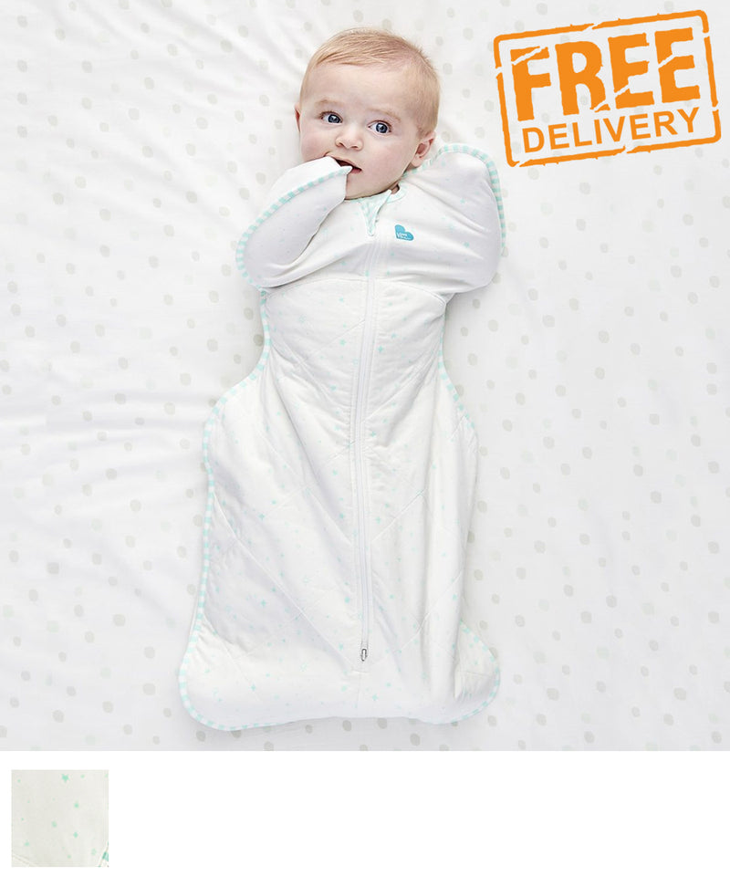 Love to Swaddle UP™ WARM  Organic 2.5 Tog