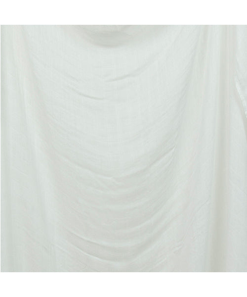Weegoamigo Super Soft Bamboo Muslin Swaddle - White