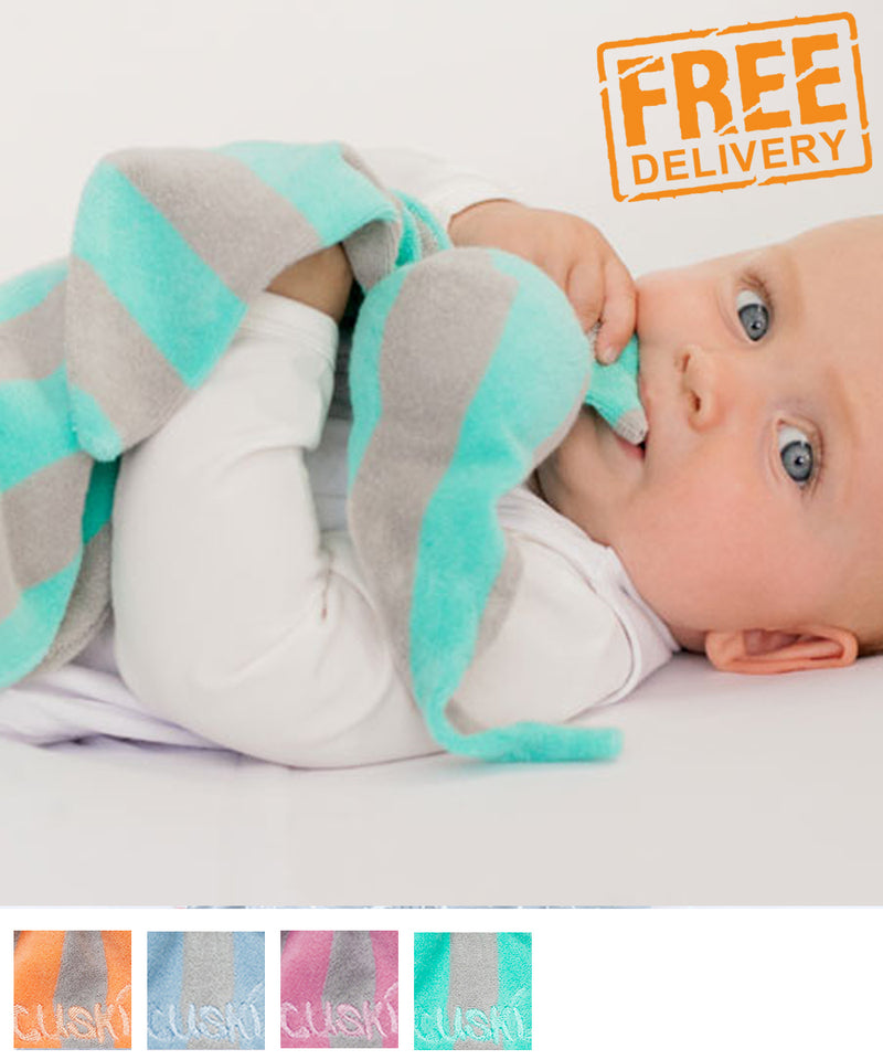 Cuski Soft Cotton Baby Comforter