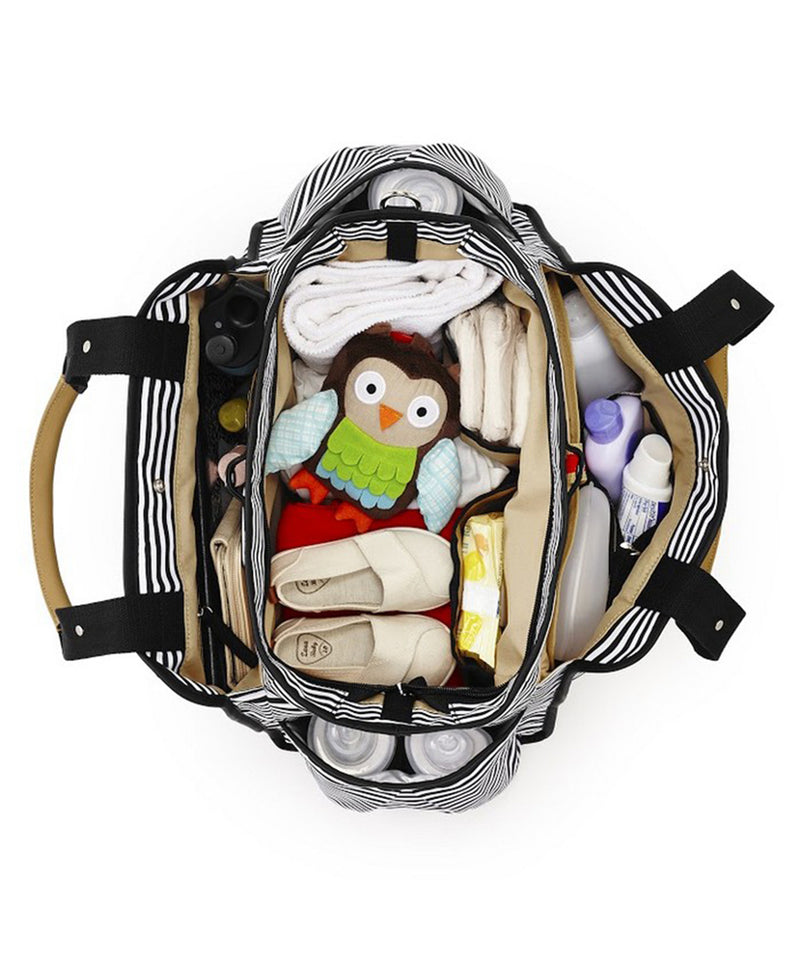Skip Hop Grand Central Take-it-all Nappy Bag