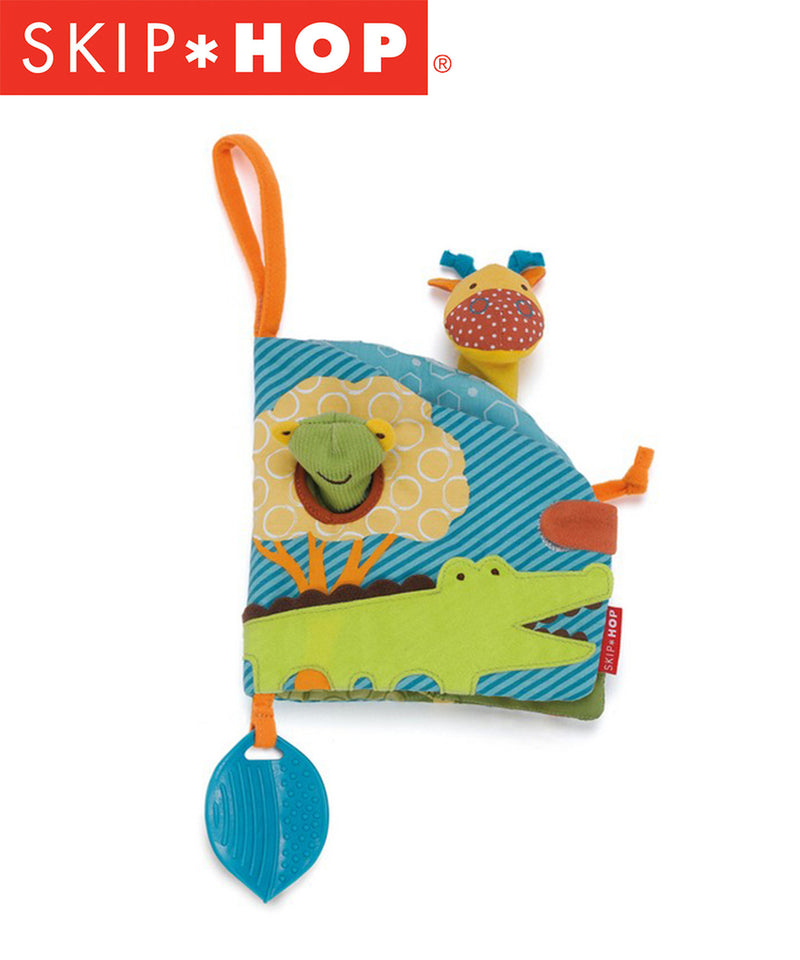 Skip Hop  Activity Book - Safari Puppet